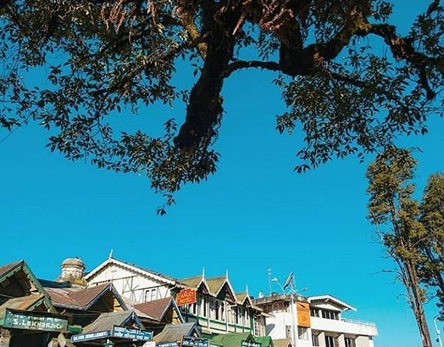 Chowrasta, The heart of Darjeeling