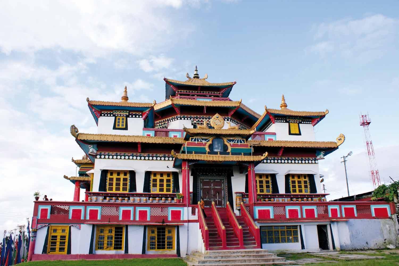 Durbin Dara - Kalimpong