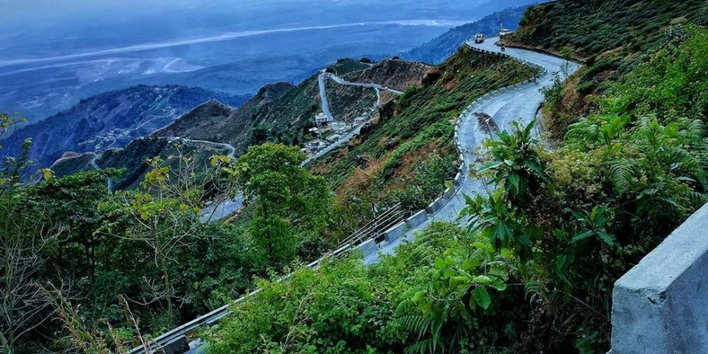 How to reach Darjeeling